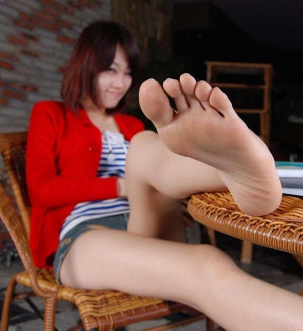 足の裏エロ画像8