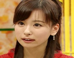 皆藤愛子アナ