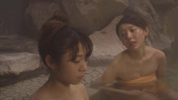 おのののかの温泉入浴シーン9