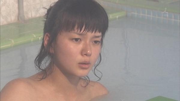 多部未華子の入浴シーンお色気エロキャプ画像9