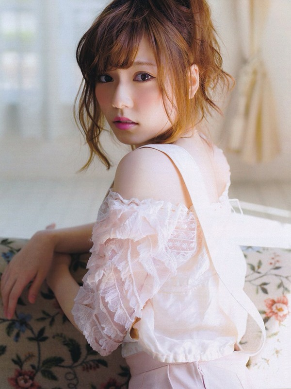 AKB48島崎遥香(ぱるる)の過激グラビア画像18
