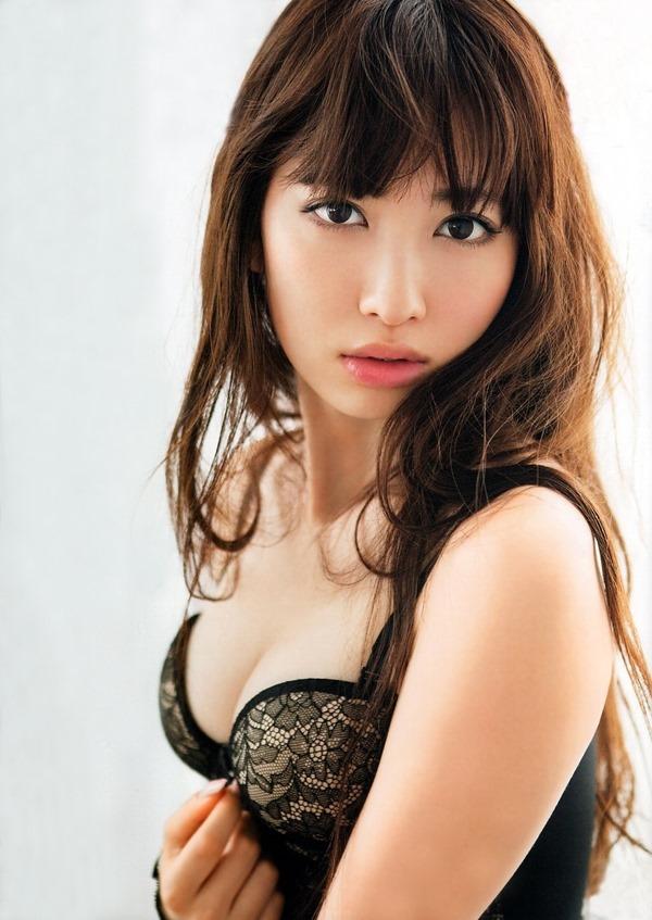AKB48小嶋陽菜の興奮グラビア画像20