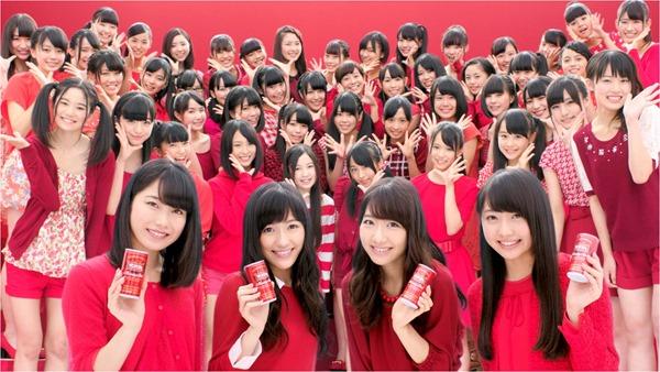 AKB48メンバーのパンチラエロGIF画像14