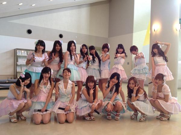 AKB48メンバーのパンチラエロGIF画像9