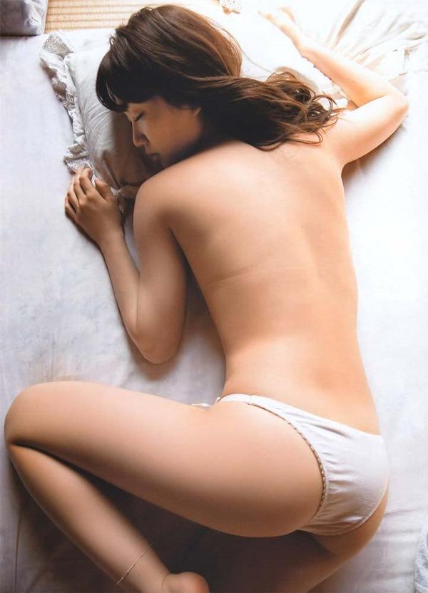 大島優子Dカップ手ブラヌード画像15