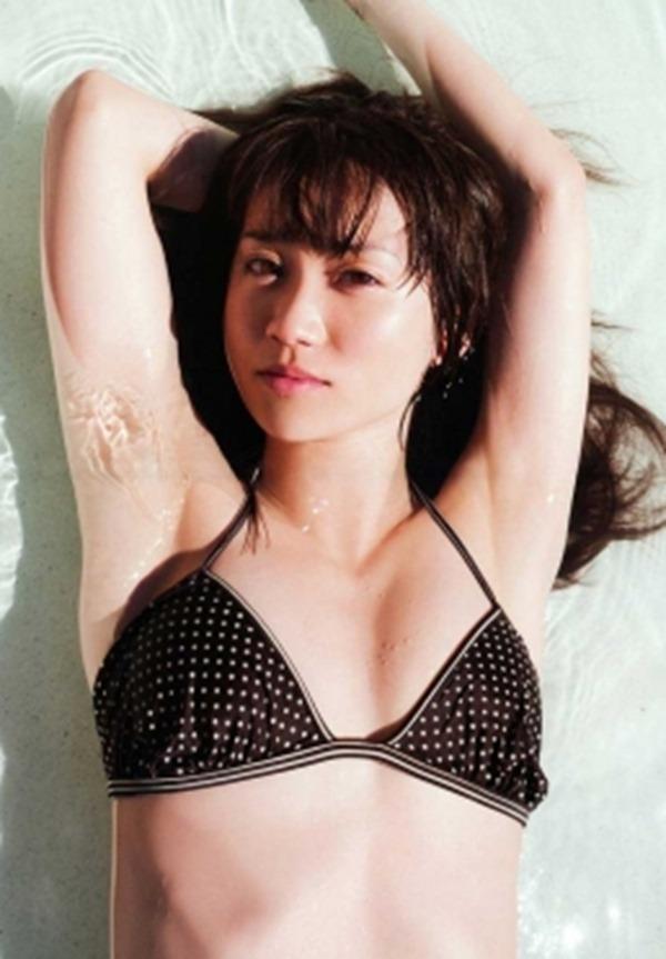 大島優子Dカップ手ブラヌード画像18