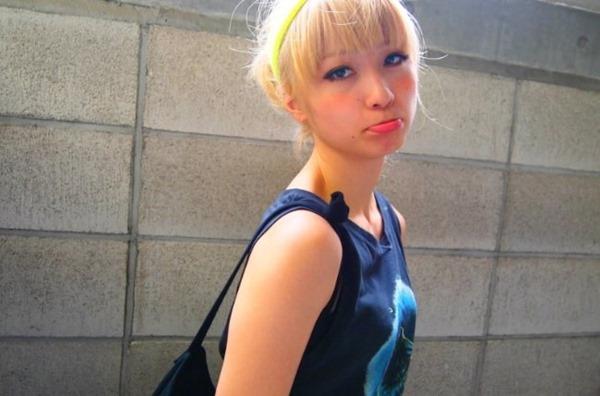 E-girls Ami(アミ)のパンチラ14