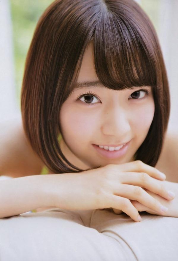 HKT48宮脇咲良Cカップ水着画像13
