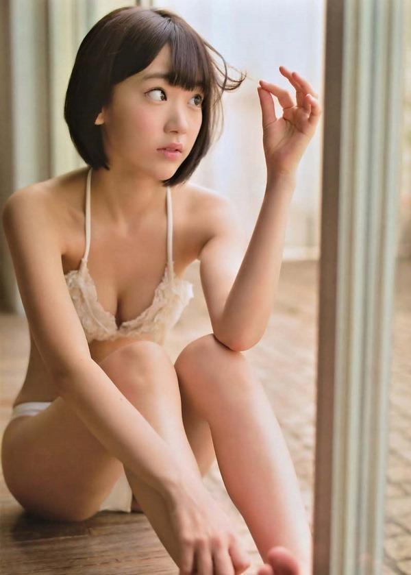 HKT48宮脇咲良Cカップ水着画像6