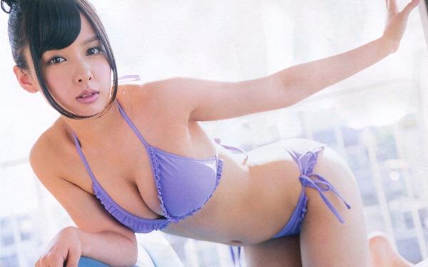 NMB48山田菜々の興奮モノ抜けるアイコラ画像14