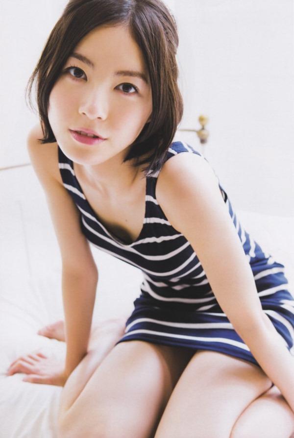 SKE48松井珠理奈のむっちりボデイ画像4