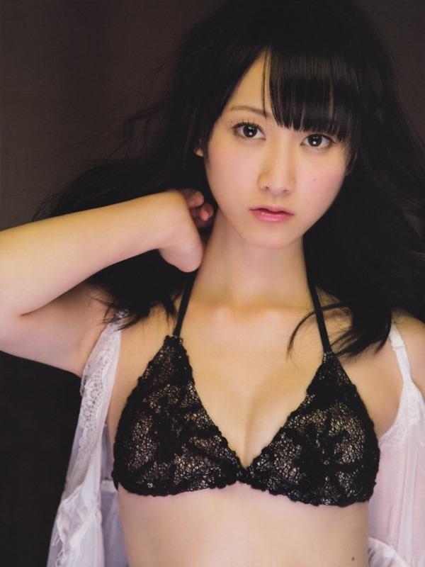 SKE48松井玲奈の過激グラビア画像5