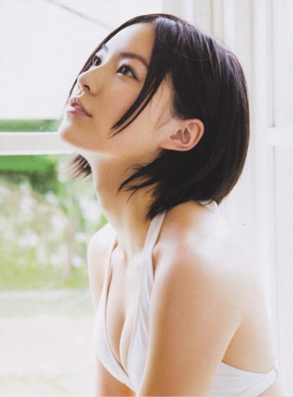 SKE48松井珠理奈のむっちりボデイ画像5