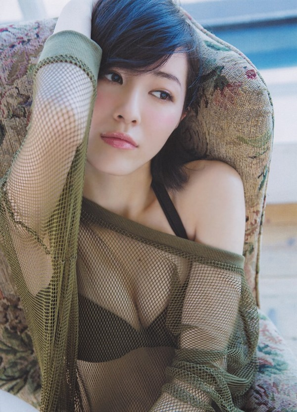 SKE48松井珠理奈のむっちりボデイ画像9
