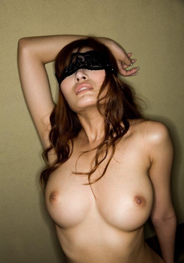アイマスクを女の子に付けてソフトSM15