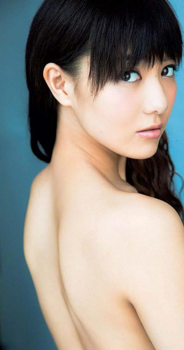 宮澤佐江の髪ブラヌード画像
