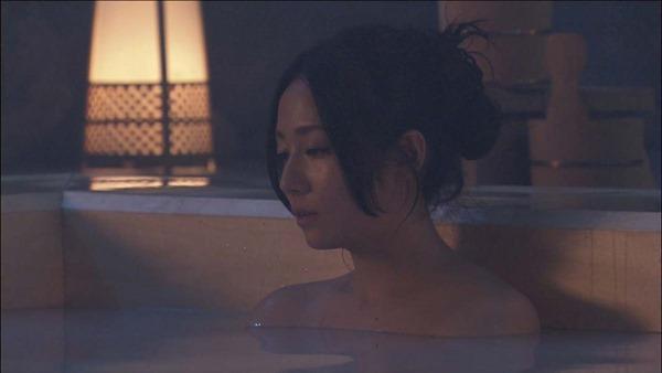 木村文乃の入浴全裸シーン画像