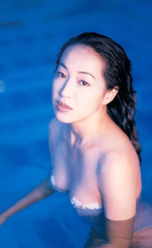 高島礼子の濡れ場ハミ乳首おっぱいヌード画像