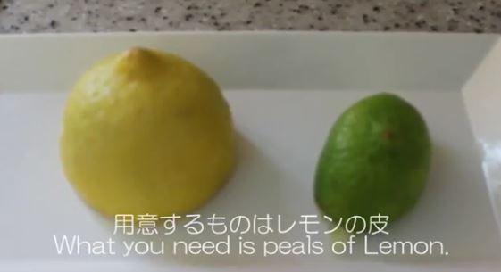 BIOレシピビオキッチンヨーロッパレモン