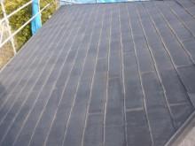 スレート屋根葺き替え1