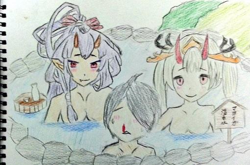 酒呑童子と茨木童子