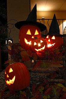 かぼちゃおばけ1