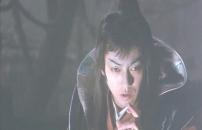 呪文を唱える四郎