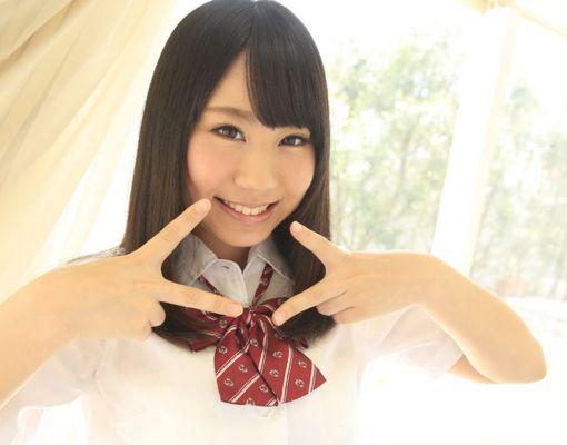 目指せ☆憧れのアダルトビデオ女優☆我慢汁選手権 絢森いちか