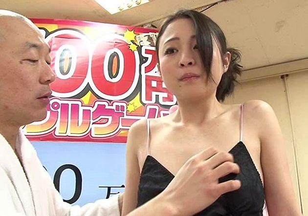 彼女が最後までアエがず動かない「ダッチワイフ」に成りきれれば賞金100万円を進呈!