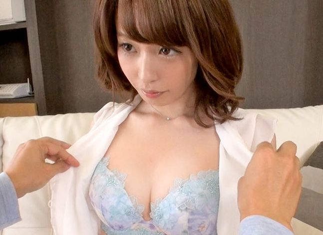 従順過ぎるパイパン人妻 桃瀬ゆり 37歳 AVデビュー