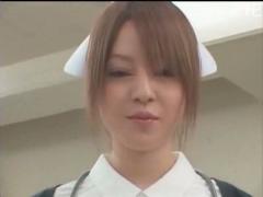 桜井りあ 癒し系ナースがエロすぎるww3