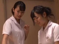 看護師さんにテコキしてもらっていたら他の看護師に見つかってしまい…