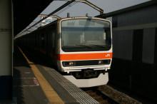 ひよこBlog-209系 武蔵野線