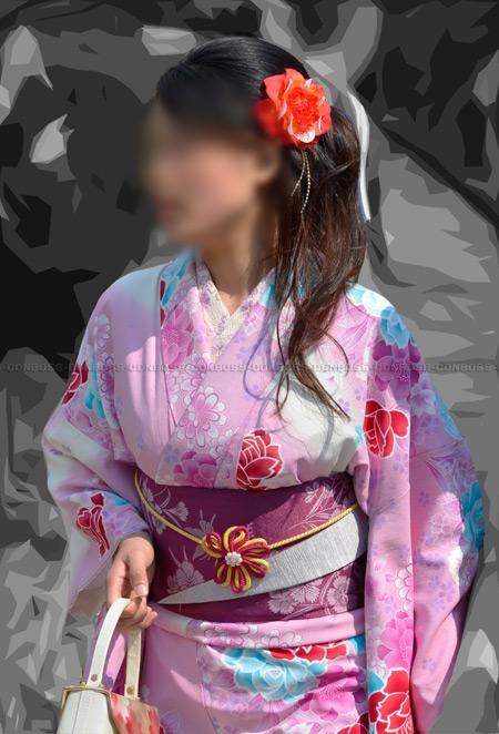 ■ ■vol269-タイトに着こなす艶やか浴衣&着物美人