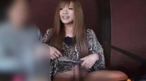 アダルト動画:【大きなペニクリNHちゃんがK点超えの荒ぶる射精でイッちゃう☆】
