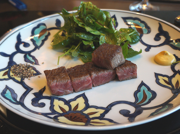 20151201 ukai 4Beef Steak 21㎝DSC08882