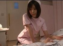 葵つかさ 入院患者の溜まったチンコを定期巡回する淫乱ナース
