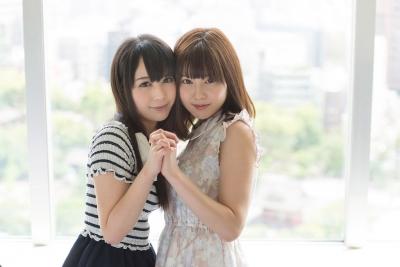 Yurina & Ruka 触りっこ舐め合いっこイカセっこレズビアン