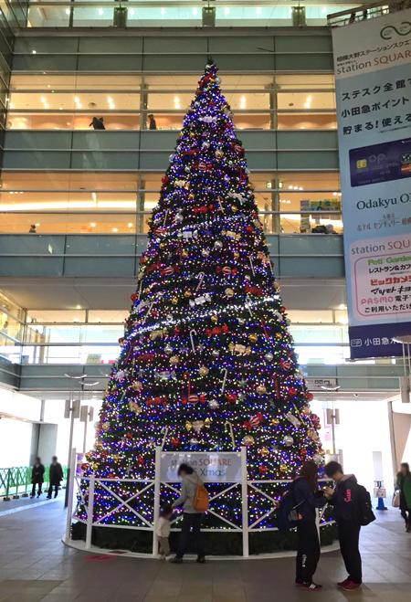 20151127クリスマスツリー②