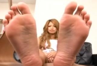 RUMIK足の裏足フェチ画像