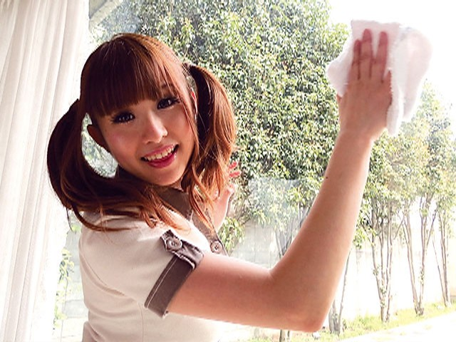 【青山ゆい 無修正動画】adaruto 家族みんなを思いっきり満足させちゃう従順な爆乳ご奉仕メイドを派遣します!