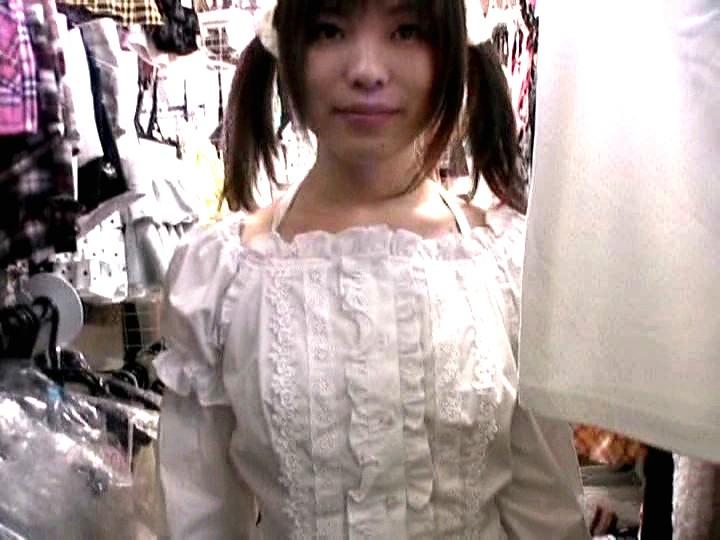 【鈴木ありさ 無修正動画】adaruto ロリコス店員を拘束して過激なハメ撮り!!