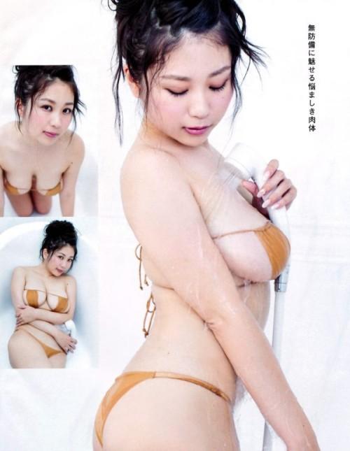 Iカップグラドル 西田麻衣 10周年記念写真集を出すらしいぞ #エロ画像