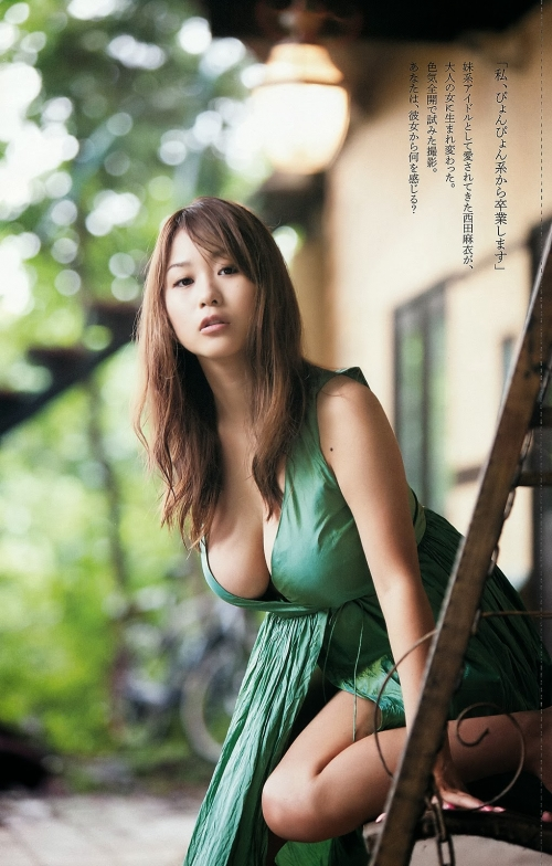 西田麻衣 画像 02