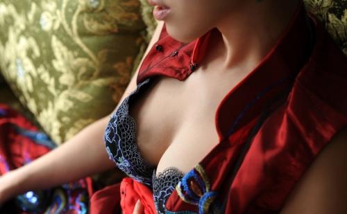 チャイナドレス 画像 36