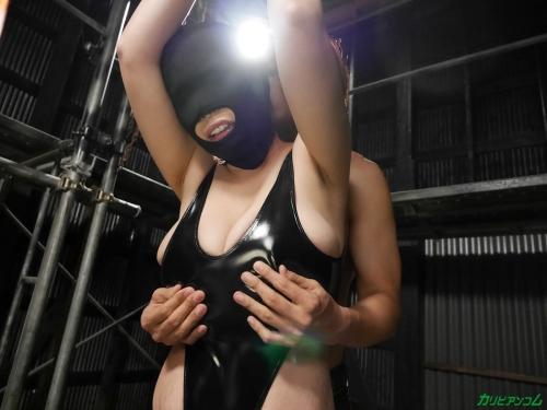 性欲処理マゾマスク 画像 08