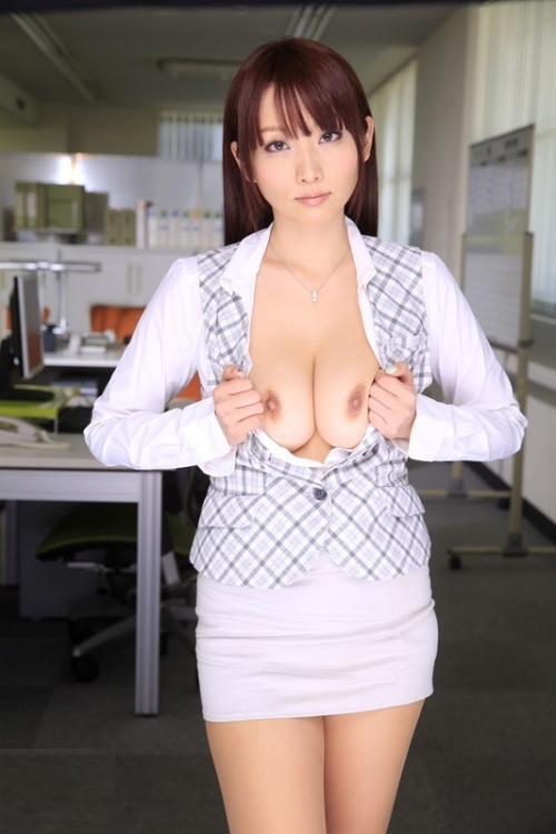 OL 制服 画像 01