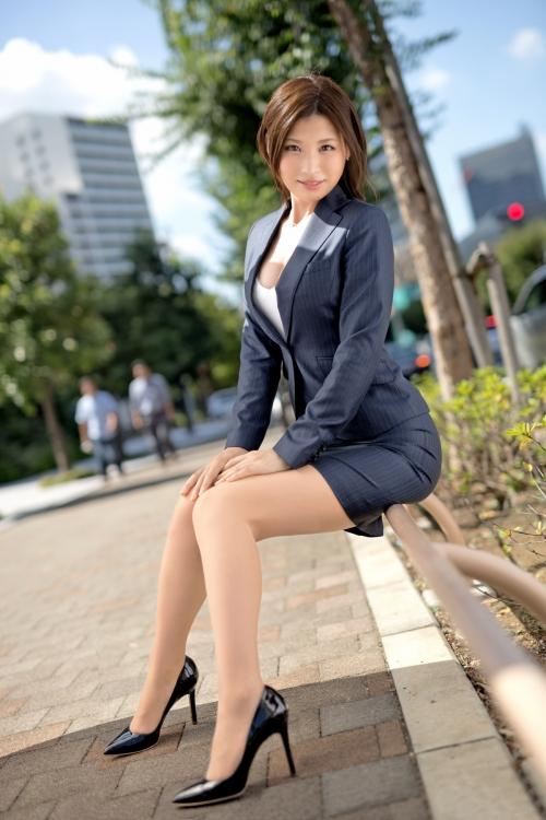 OL 制服 画像 06