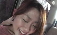 【無修正 素人】 ナンパ カーセックス (*´ω`*) 【個人撮影】