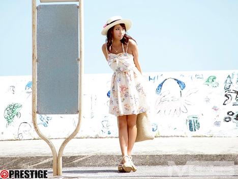 プレステージ夏祭 2014 日焼けあとがエロ過ぎる絶対的美少女 あやみ旬果